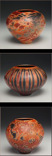 Pottery by Susan Barrett